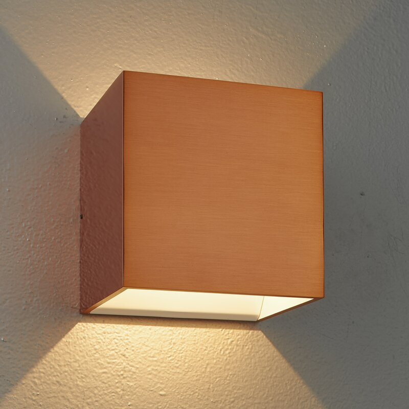 Poppy Dimmable LED Wall Sconce Part 49