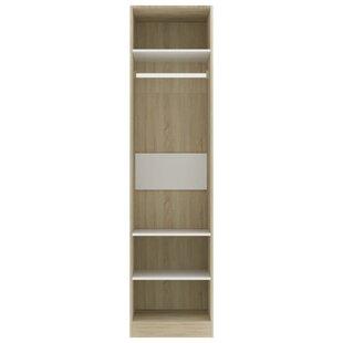Royalton 50cm Wide Clothes Storage System By Ebern Designs