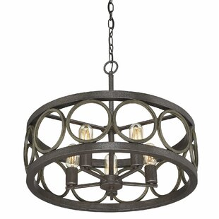 17 Stories Brettany 5-Light Pendant