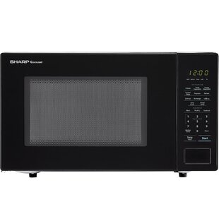 Carousel 20 1.1 cu.ft. Countertop Microwave by Sharp