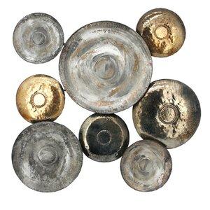 Discs Metal Wall Du00e9cor
