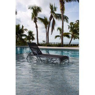 Saliba Reclining Chaise Lounge