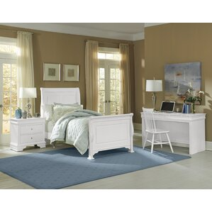 Hewitt Configurable Bedroom Set by Three Posts