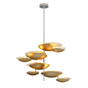 Corbett Lighting Libra 8-Light Novelty Chandelier