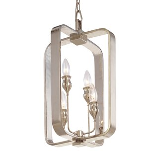 Kolton 4-Light Foyer Pendant b..