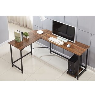 Kowal L-Shaped Desk by Ebe..