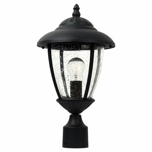 Reviews Aleda Outdoor Post Lantern By Bloomsbury Market