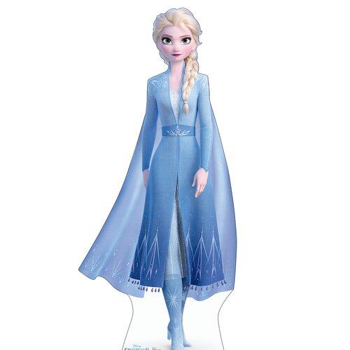 Advanced Graphics Elsa Disney S Frozen Ii Cardboard Standup Wayfair