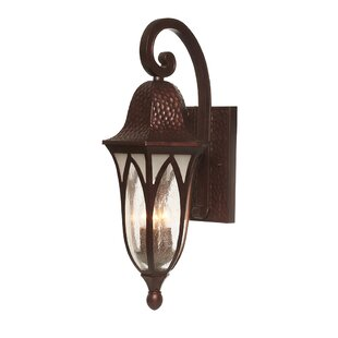 Darby Home Co Charlbury Outdoor Wall Lantern