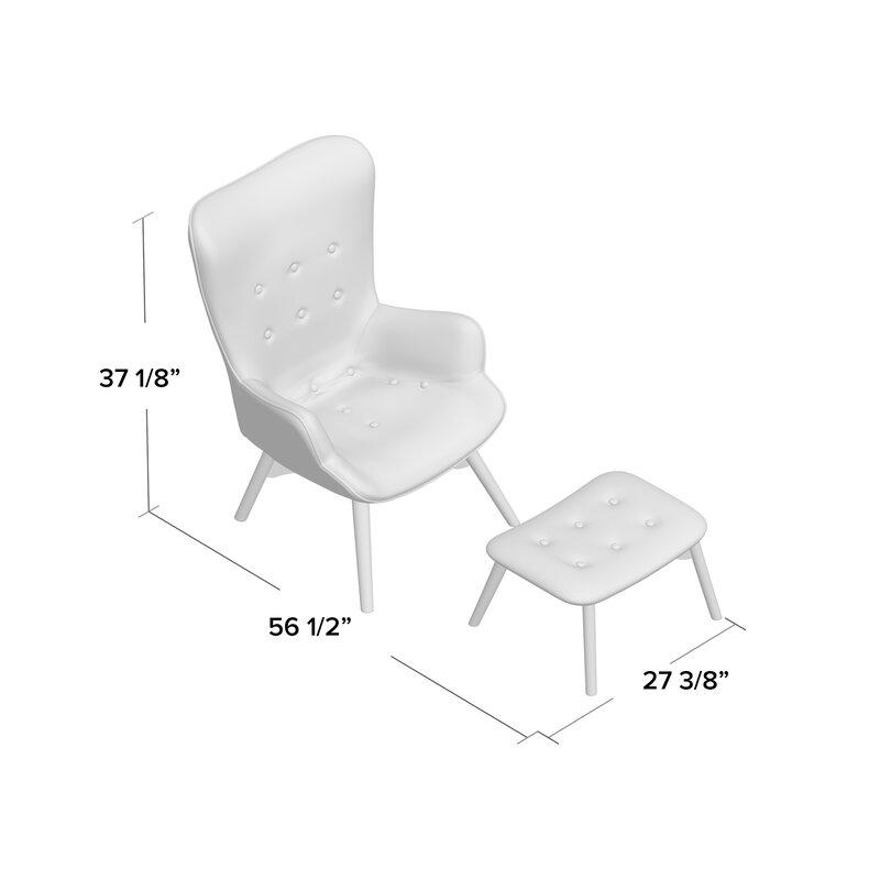 Sensational Canyon Vista Lounge Chair And Ottoman Cjindustries Chair Design For Home Cjindustriesco