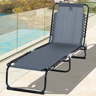 Shaffer Reclining and Folding Beach Chair by Freeport Park