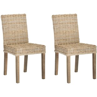 Beachcrest Home Bannon Side Chair (Set of..