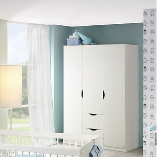 Alvara 3 Door Wardrobe By Rauch