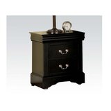 Partee 2 - Drawer Nightstand by Canora Grey