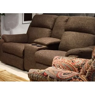 Blue Ribbon Reclining Loveseat..