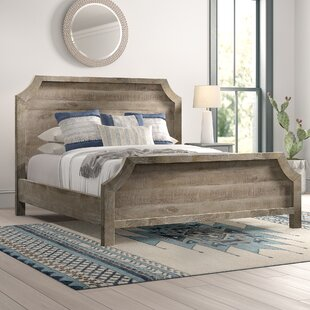 Carin Panel Bed by Mistana Best #1
