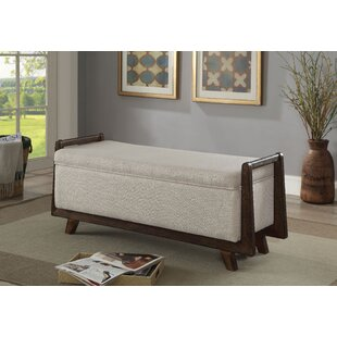 Creissant Upholstered Storage Bench