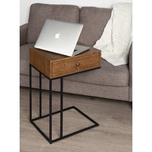 Demarcus End Table by Williston Forge