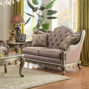 Affordable Lauver Loveseat by Rosdorf Park Reviews (2019) & Buyer's Guide