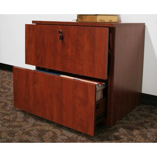 Latitude Run Quintero 2-Drawer Lateral File