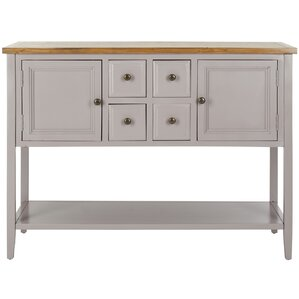 charlotte shag 2 door console accent chest