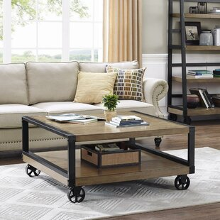 Southampton Coffee Table with Tray Top