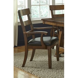 Hayashi Upholstered Arm Chair (Set of 2)