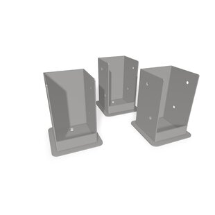 Bolt Down Bracket Kit for 5