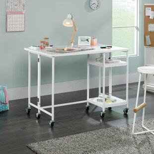 Westlake Fold-Out Craft Table by Charlton Home