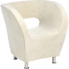 Clarinda Modern Barrel Chair by Corrigan Studio