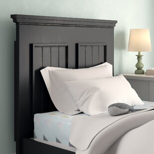 Bargain Baileyville Twin Panel Wood Headboard by Beachcrest Home Reviews (2019) & Buyer's Guide