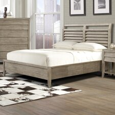 Trawalla Storage Platform Bed by Union Rustic