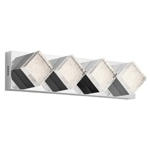 House of Hampton Loren 4-Light LED Bath Bar