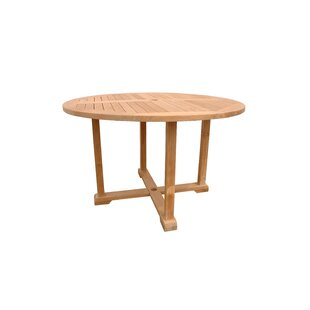 Tosca Solid Wood Dining Table by Anderson Teak