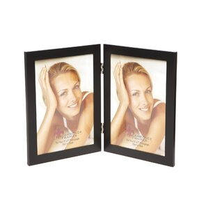 mcafee hinged double picture frame - Double Picture Frame