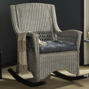 Jalyn Rocking Chair by Mistana Herry Up