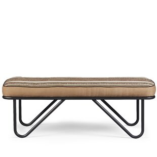Coleman Upholstered Bench by Union Rustic