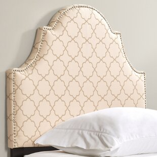 Viv + Rae Ricardo Twin Upholstered Panel Headboard