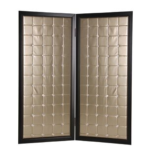 Screen Gems Beau Monde 2 Panel Room Divider