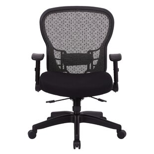 Space Seating Ergonomic Mesh Task Chair by Office Star Products New Design