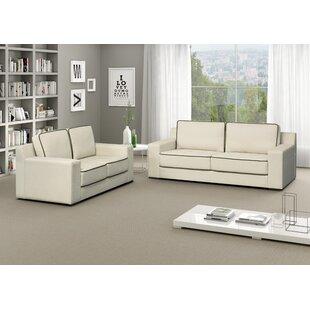 Whitesides 2 Piece Living Room Set by Latitude Run