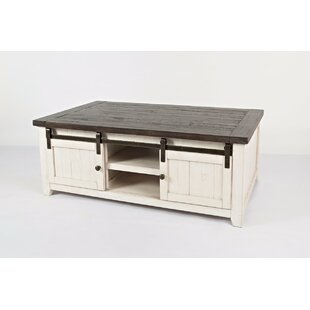 Compare Westhoff Coffee Table with Storage By Gracie Oaks