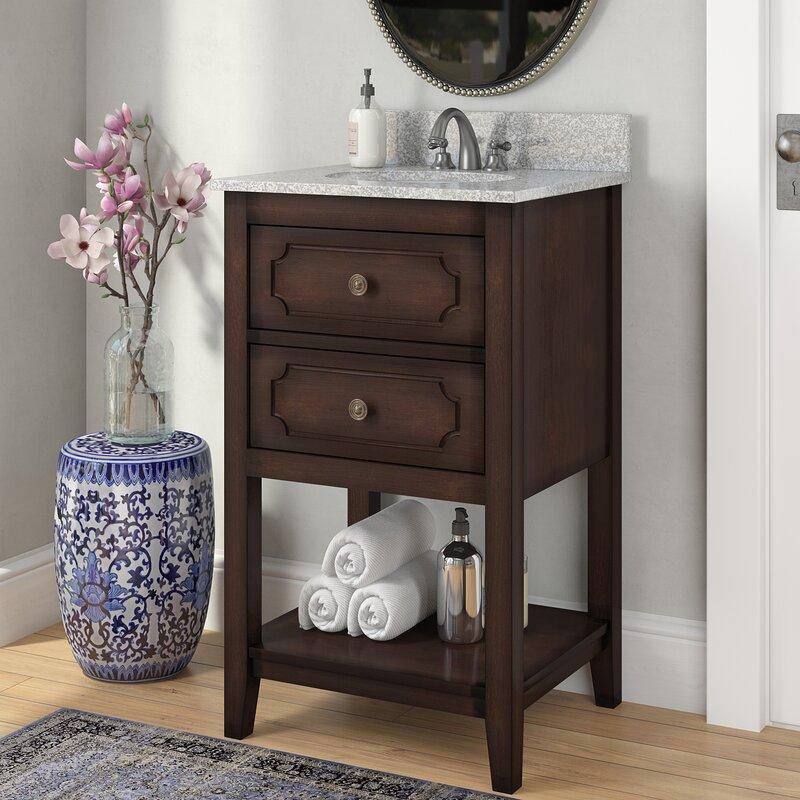 Charlton Home Langenfeld 21 Single Bathroom Vanity Set Reviews Wayfair