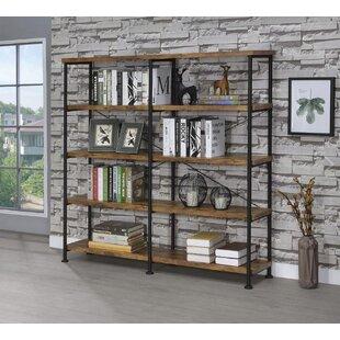 Eveloe Etagere Bookcase