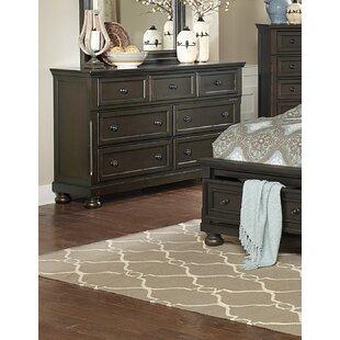 Dianna 7 Drawer Standard Dresser