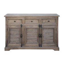Arley Storage 3 Drawer 3 Door Accent Cabinet by Gracie Oaks