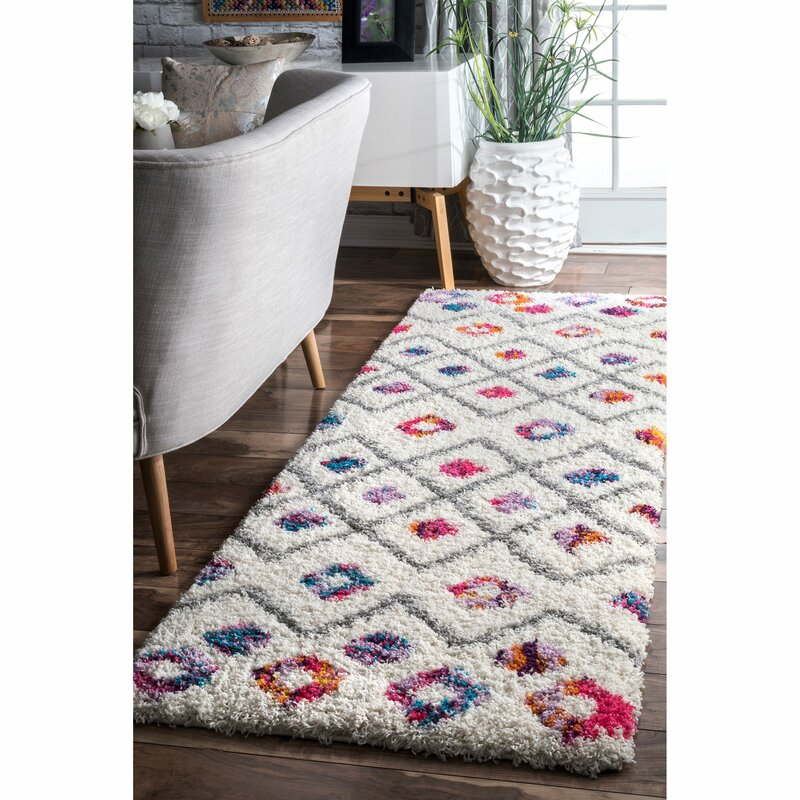 pdp ca rug rugs reviews area wayfair blush imagine shag modern pink