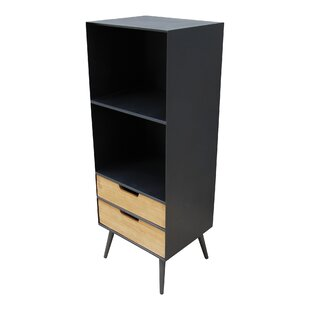 Isolda Two Level Barrister Bookcase