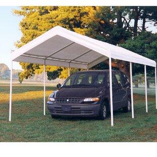 Pop-Up Canopy HD - Straight Leg 12 X 12 ft. Desert Bronze by ShelterLogic