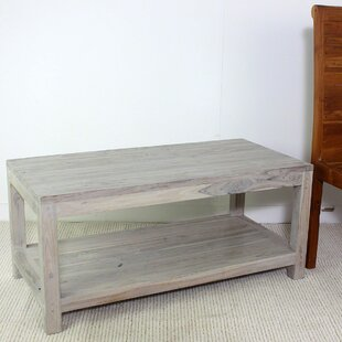 Lawless Teak Coffee Table